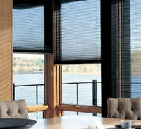 The Alustra® Collection Of Duette® Architella® Honeycomb Shades Fuse  Function With Style. Unique Fabrics Are Layered Together In The Architella  Construction ...