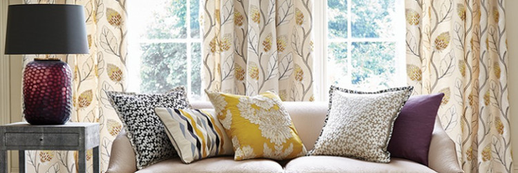 If You Would Like Matching Throw Pillows To Go With Your Curtains Or Some Other Fabric Details We Can Help